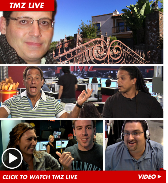 TMZ Live -- Do Reality Shows Push People Over The Edge