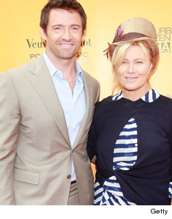 """Hugh Jackman's Wife: Gossip About Our Life is """"Tragic ..."""