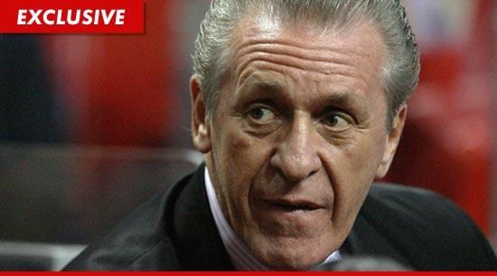 Pat Riley -- Sued Over Leaky Basement | TMZ.com