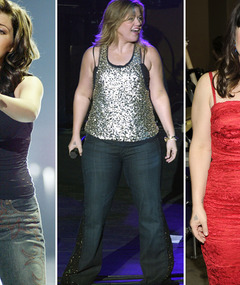 Kelly Clarkson Turns 30  See Her Transformation Through The Years Kelly Clarkson See Through