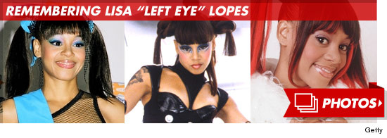 Are mistaken. lisa left eye lopes porn