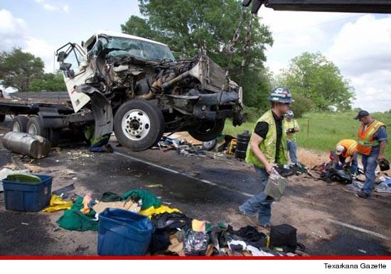 Buff Bagwell Car Accident