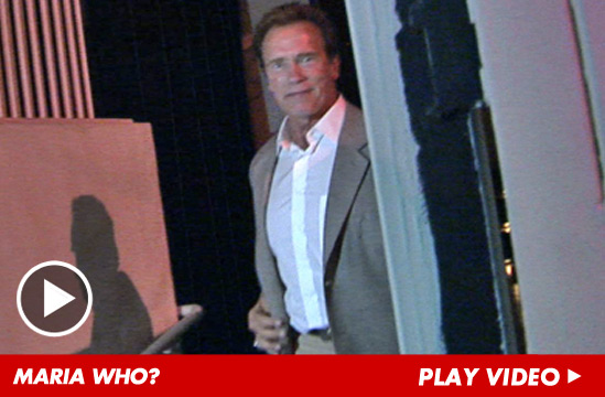 Who was that girl that arnold schwarzenegger dated from dating game