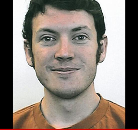 Colorado Police Shooting Suspect: Colorado Shooting Suspect James Holmes -- Inmates 'Talking