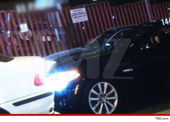 Amanda Bynes Arrested For DUI After Hitting Police Vehicle