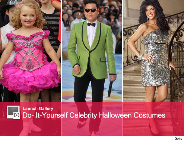 10 Do-It-Yourself Celebrity-Inspired Halloween Costumes ...