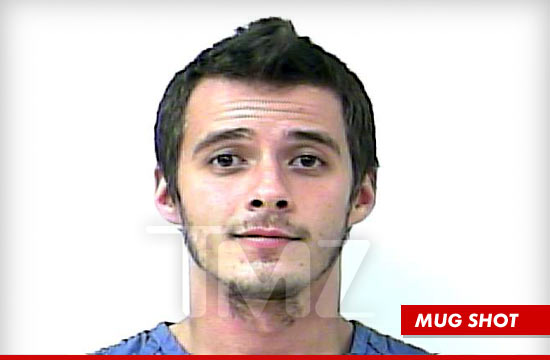 'Zoey 101' Star Matthew Underwood -- ARRESTED at Hookah ...