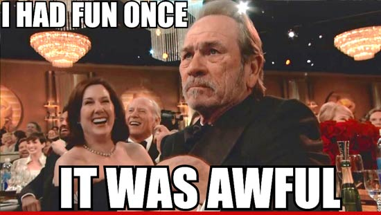 Grumpy Old Men Outtakes Quotes: Tommy Lee Jones -- 'Grumpy' Face Meme Goes Viral