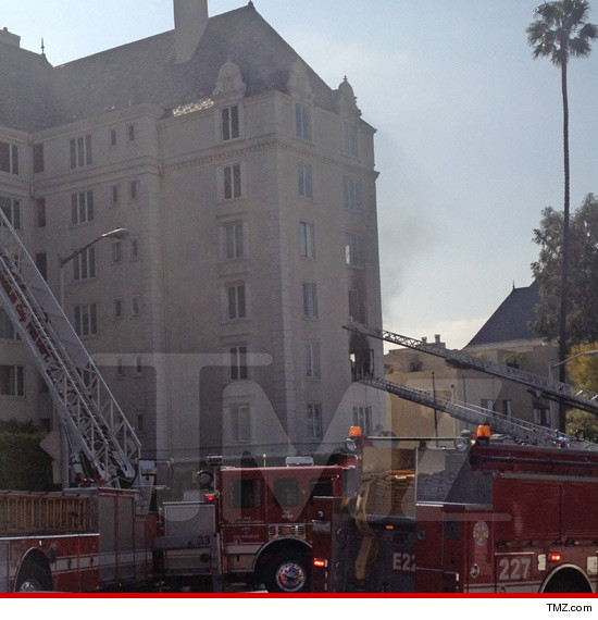 West Ashley Apartments: Ashley Greene -- West Hollywood Condo Catches Fire