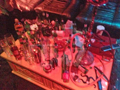 bieber pot party