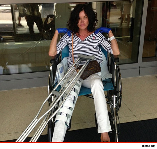 Janice griffith broken.foot.com
