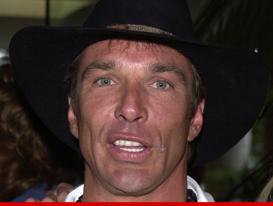 John Clark Gable -- Charged with DUI & Hit-and-Run After 6 ...