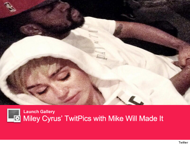 mike will made it and miley cyrus relationship trouble