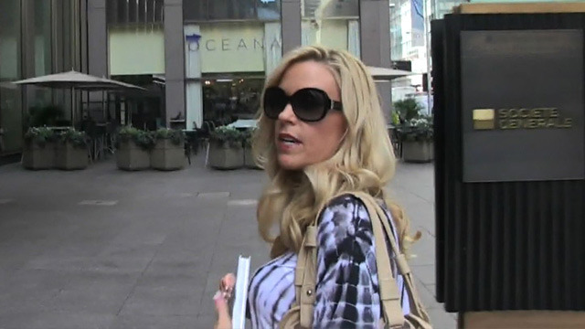 Kate Gosselin -- Worried About Her Kids Safety