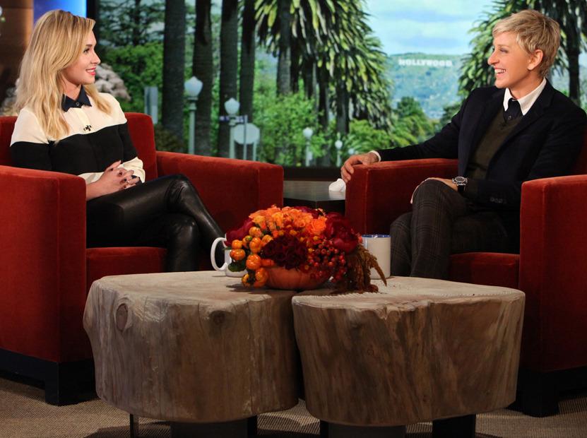 Hayden Panettiere Talks Bikini Waxing & Wedding Plans