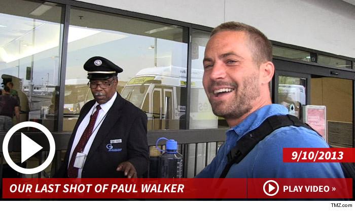 paul walker died