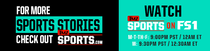 For more sports stories, check out tmzsports.com!