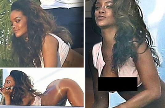 Rihanna Nude Pics Tmz 96