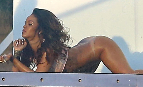 Tmz Rihanna Nude 110