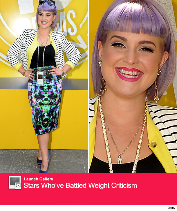 Kelly Osbourne Looks Super Skinny After Weight Gain Rumors ... Kelly Osbourne Weight Gain