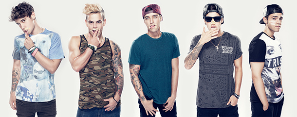 "Get A Sneak Peek At The Janoskians' Video For ""Real Girls"