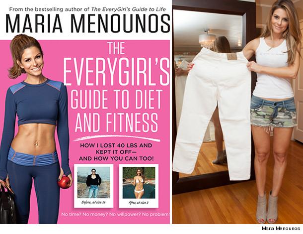 Maria Menounos Talks 40-Pound Weight Loss, Reveals Diet ...