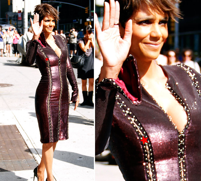 Halle Berry The Slippery
