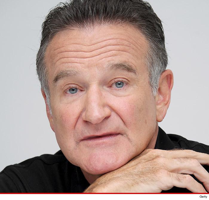 Robin Williams Dead -- Commits Suicide   TMZ.com