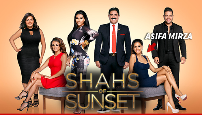 Shahs of Sunset' New Cast Member -- A Hottie with Ex-Husband