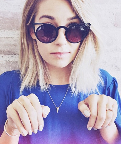 Here's A Better Look At Lauren Conrad's Short New 'Do
