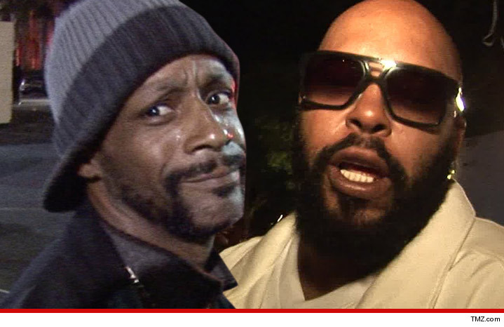Suge Knight -- The Photog Was Harassing My Child ... and I ...