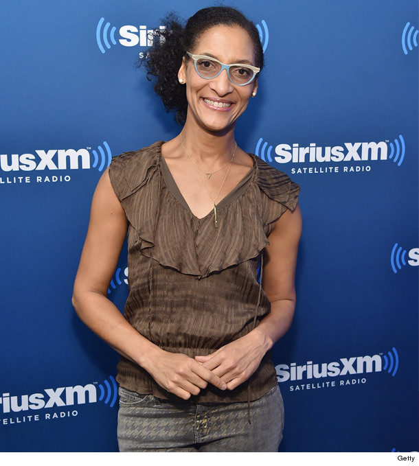 """The Chew's"" Carla Hall Talks Thanksgiving Disasters"