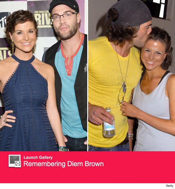 diem brown and ct tamburello relationship quizzes