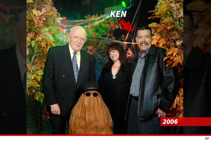 "KEN ""PUGSLEY"" WEATHERWAX OF THE ADDAMS FAMILY DIES AT 59!"
