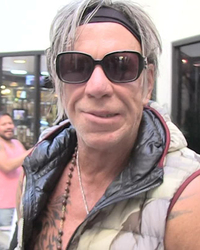 Mickey Rourke News, Pictures, and Videos   TMZ.com