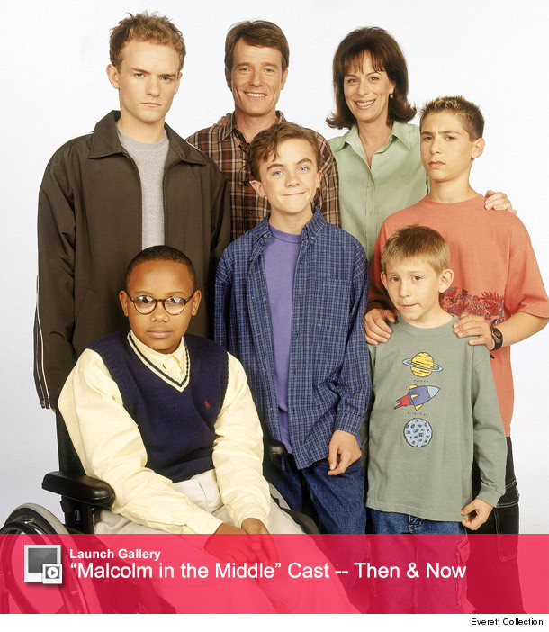 """""""Malcolm In The Middle"""" Turns 15 -- See The Stars Then"""