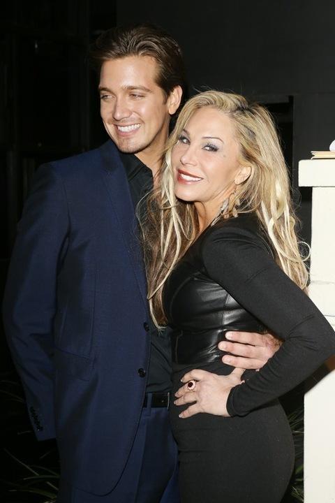 Adrienne Maloof & Jacob Busch -- Before The Split!   Photo ...