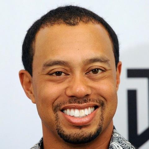 Remembering Tiger Woods' Full Smile   Photo 11   TMZ.com
