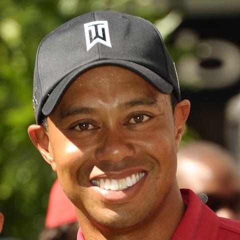 Remembering Tiger Woods' Full Smile   Photo 10   TMZ.com