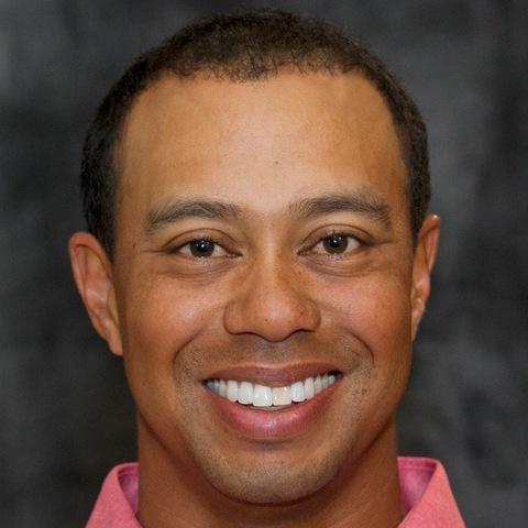 Remembering Tiger Woods' Full Smile   Photo 9   TMZ.com