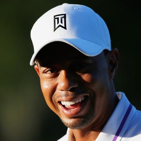 Remembering Tiger Woods' Full Smile   Photo 3   TMZ.com