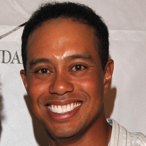 Remembering Tiger Woods' Full Smile   Photo 4   TMZ.com