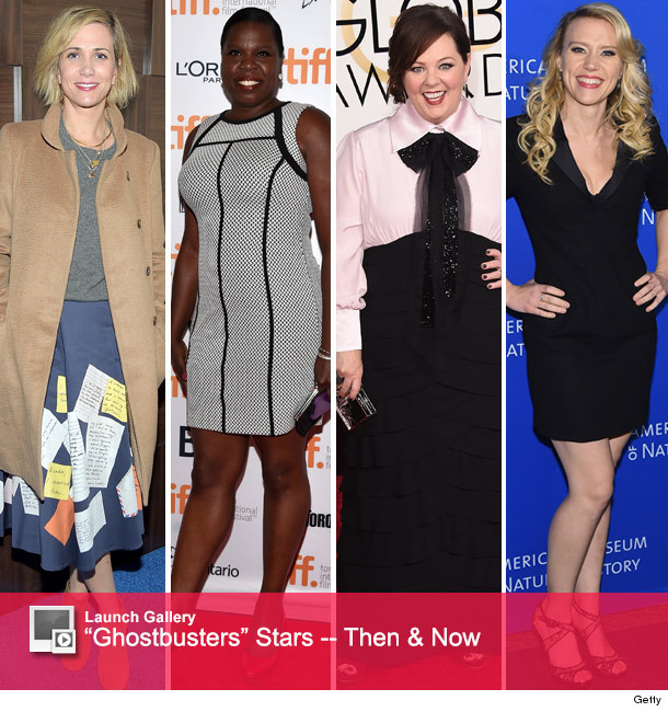 """And The All-Female Cast For New """"Ghostbusters"""" Film Is"""