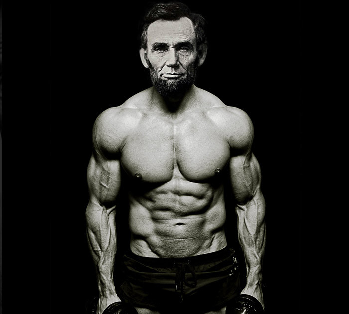 Abraham lincoln sexy