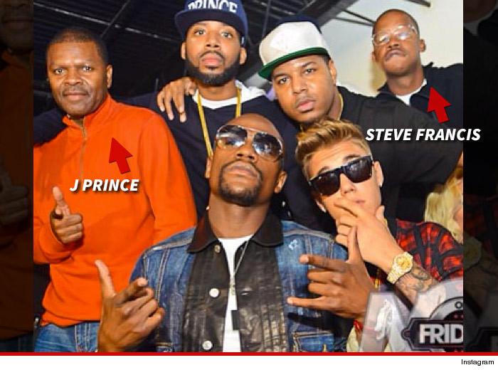 J. Prince got Steve Francis  Chain Back  1b397735b