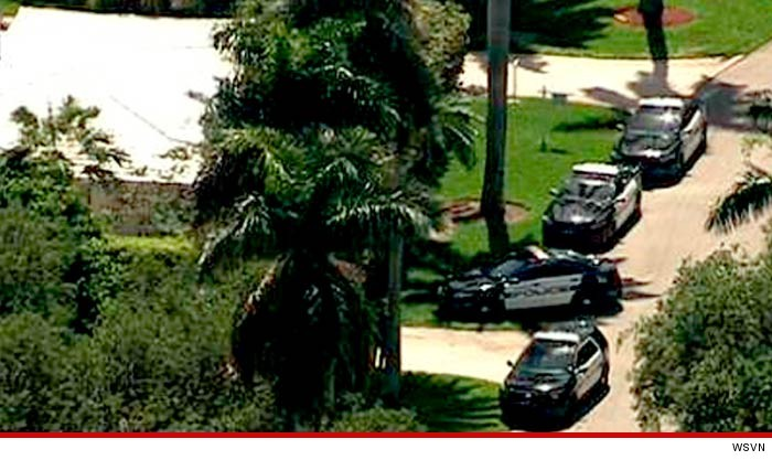 Lil Wayne -- People Reportedly Shot at Miami Beach Mansion