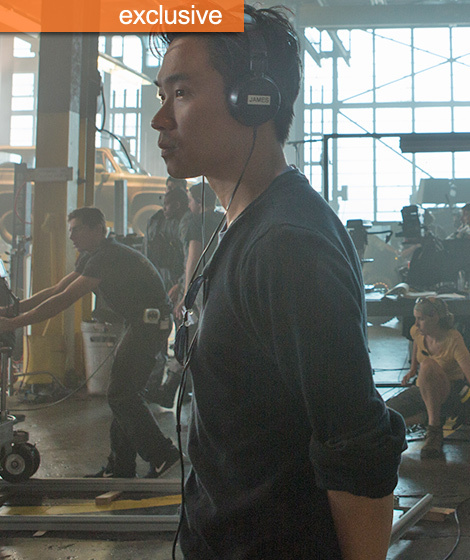 """""""Furious 7"""" Director James Wan: We Wanted To Finish The"""
