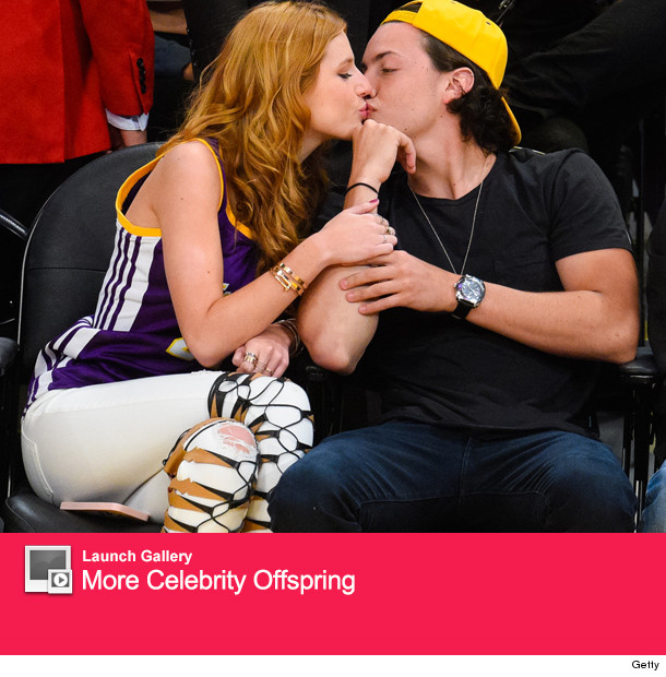 Bella Thorne Caught Kissing Another Celeb Kid -- Where's
