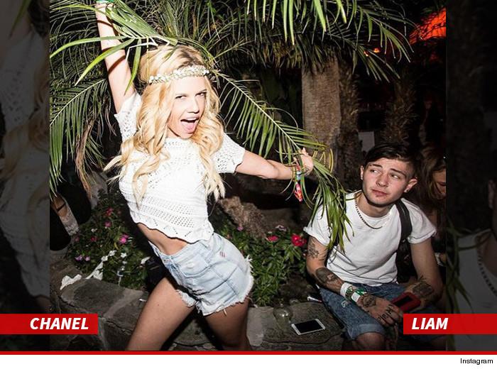 Chanel West Coast dating Ryan Sheckler
