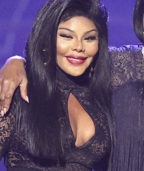 "Kim Dancing With The Stars: Lil' Kim Performs ""Lady Marmalade"" During ""Dancing With"